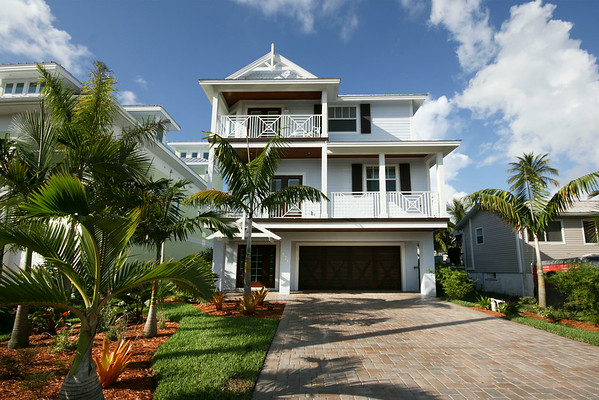 New Contruction - Fort Myers Beach Home - Key West Style Pool Home